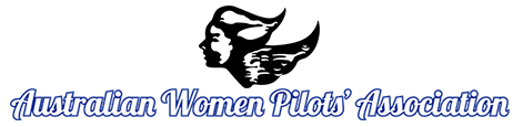 Australian Women Pilots` Association Logo